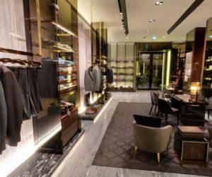 Gucci boutique Brera Milan by Google