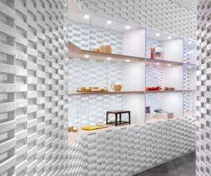 Shang Xia Paris store inside