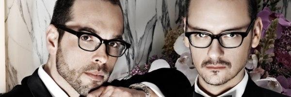 Viktor and Rolf glasses
