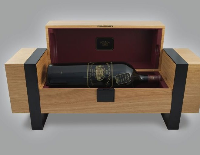 Chateau Margaux 2009 bottle