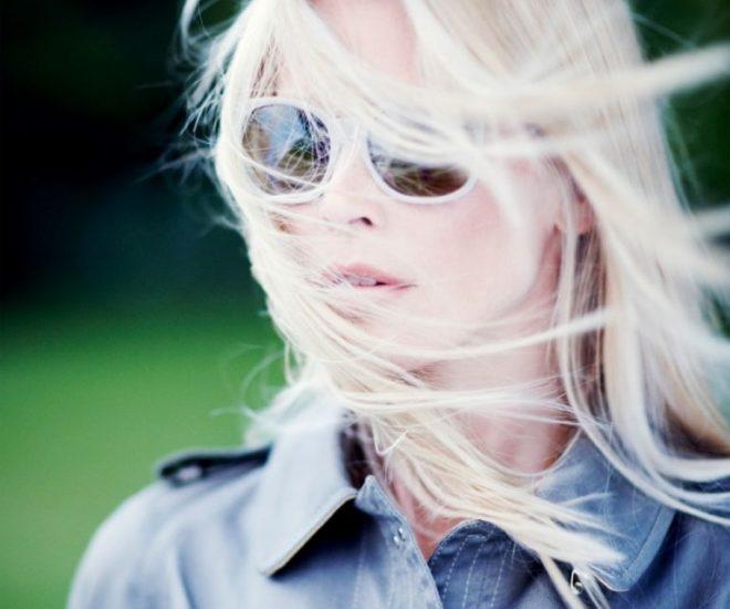 Claudia Schiffer eyewear collection