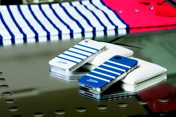 Jean Paul Gaultier iPhone cases