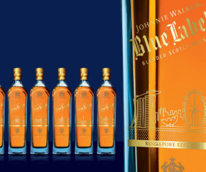 Johnnie Walker Blue Label Cityscape series