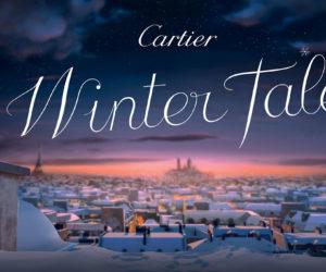 Cartier Winter Tale 2013