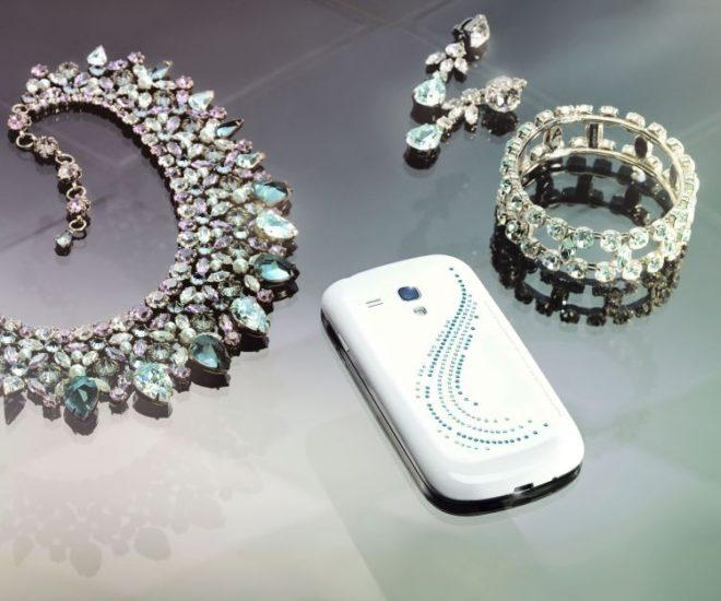 Samsung GALAXY S III mini Crystal Edition