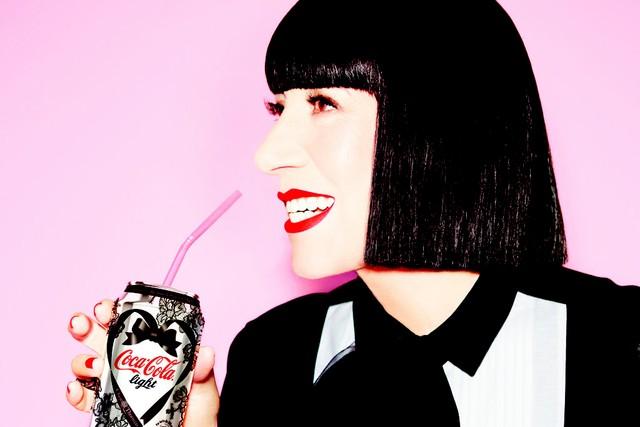 Chantal Thomass diet coke