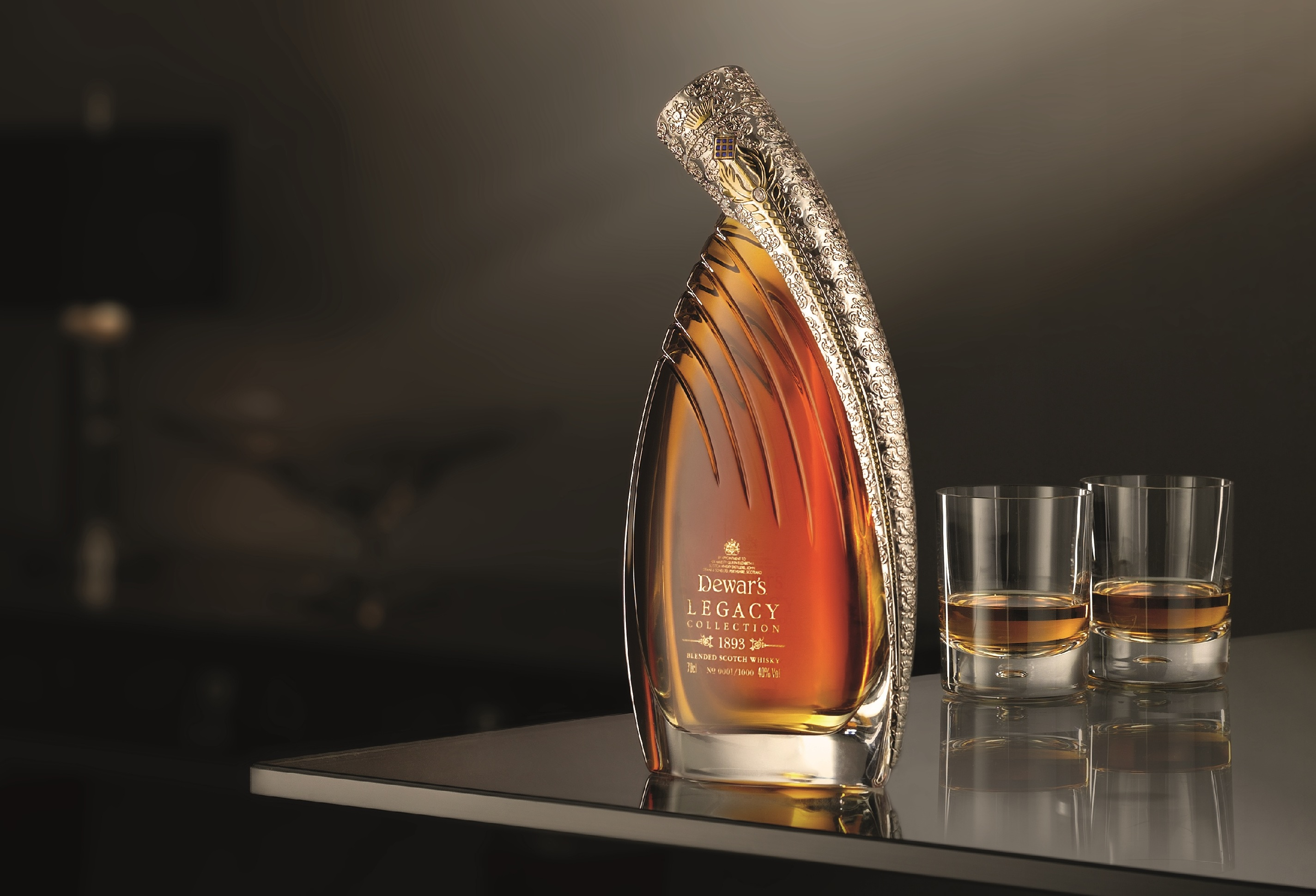 Dewar's The Legacy Collection