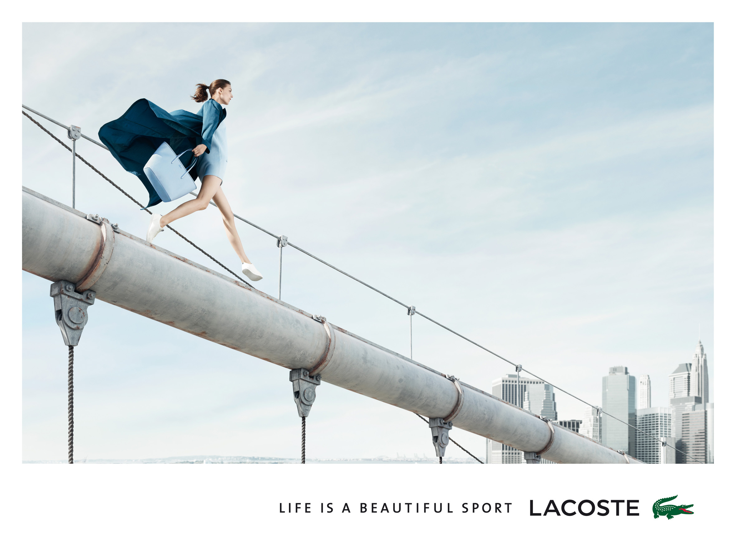Life is a Beautiful Sport Campaign
