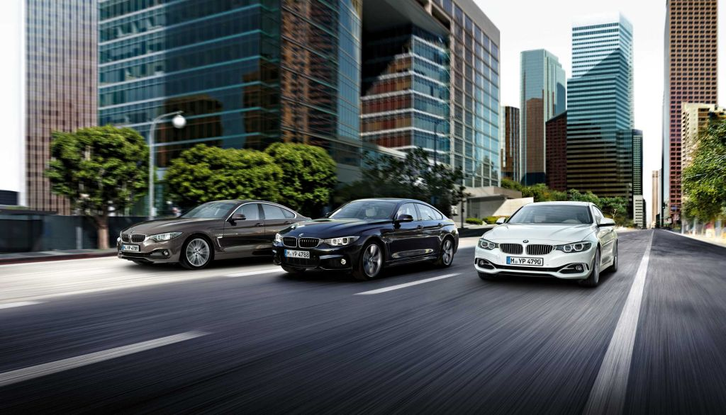 BMW 4 Series Gran Coupe photo