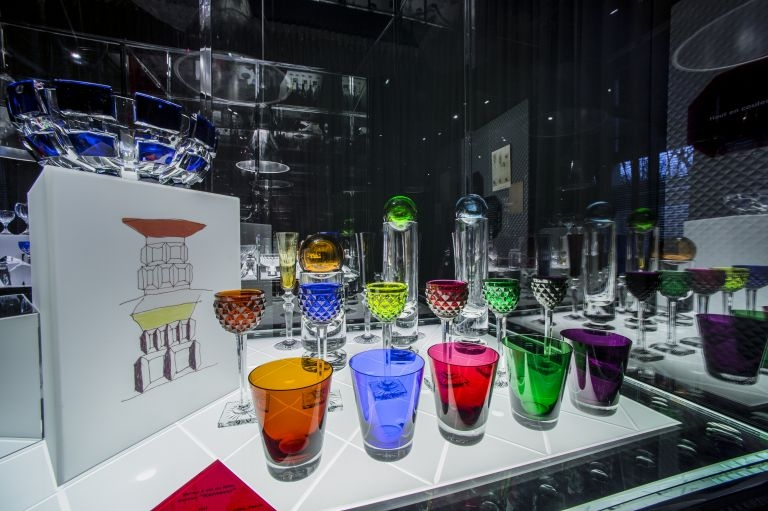 Baccarat 250th anniversary exhibition