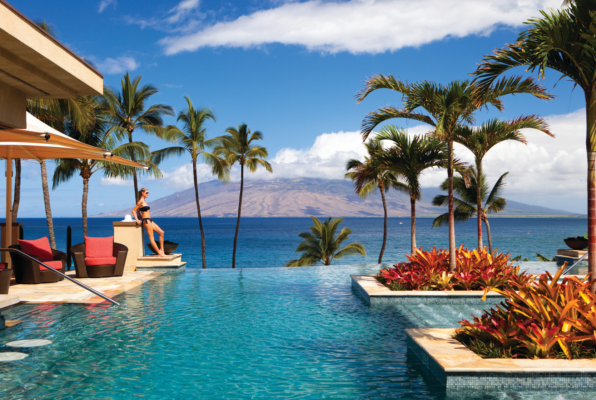 Four Seasons Resort Maui pool