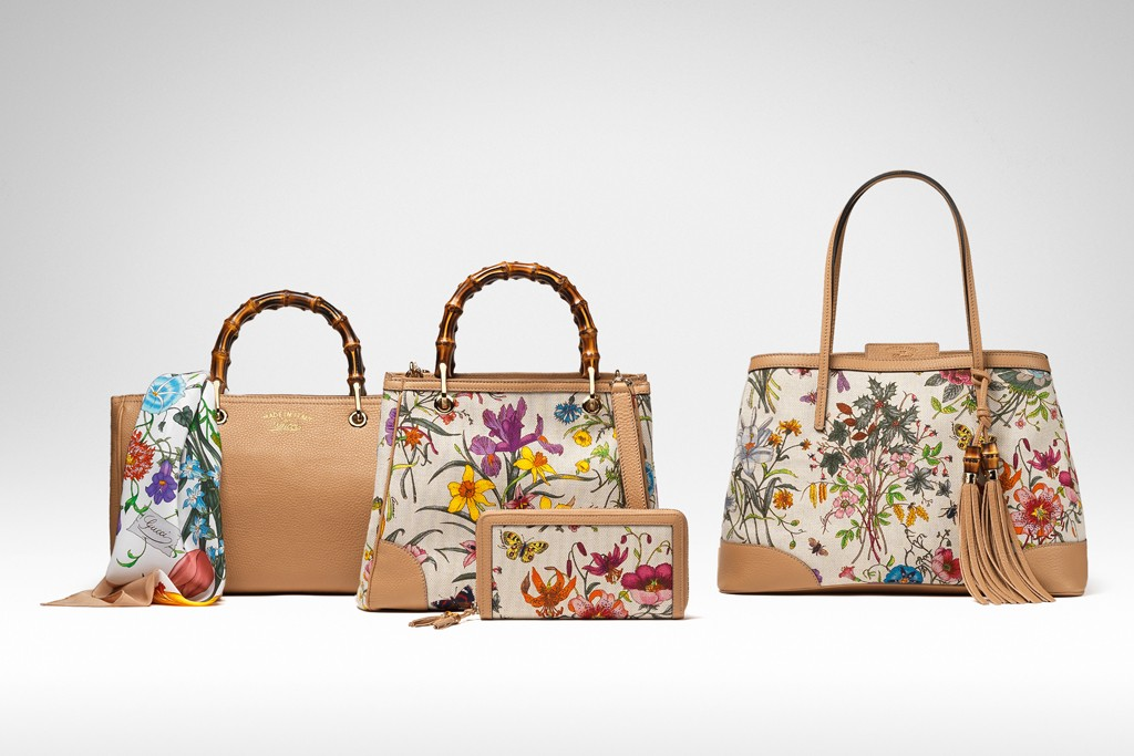 Gucci Flora handbags