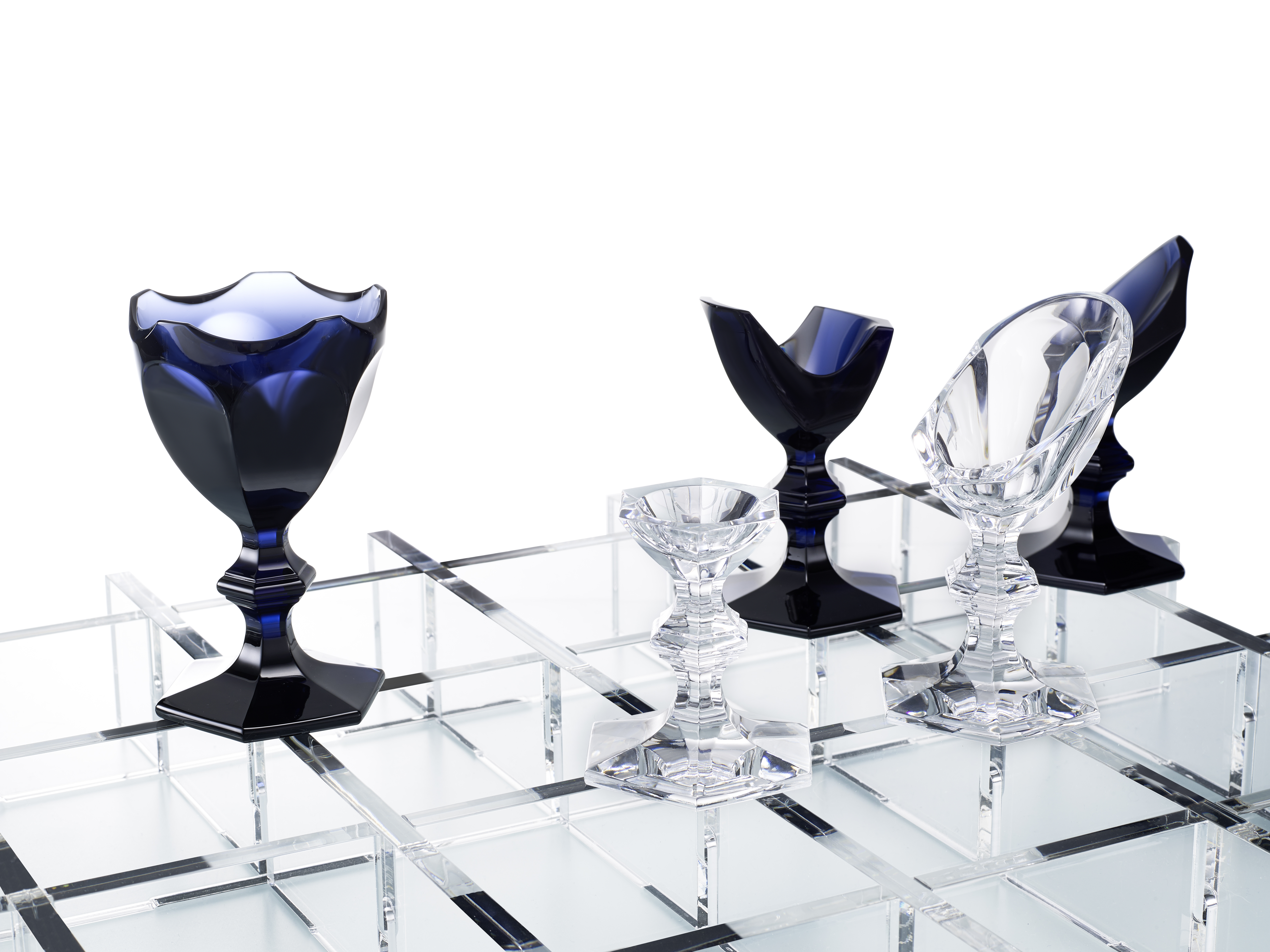 Harcourt Chessgame by Baccarat