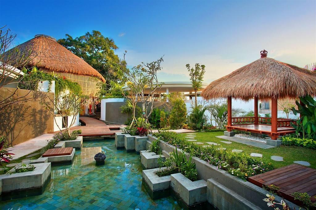 Balinese villa