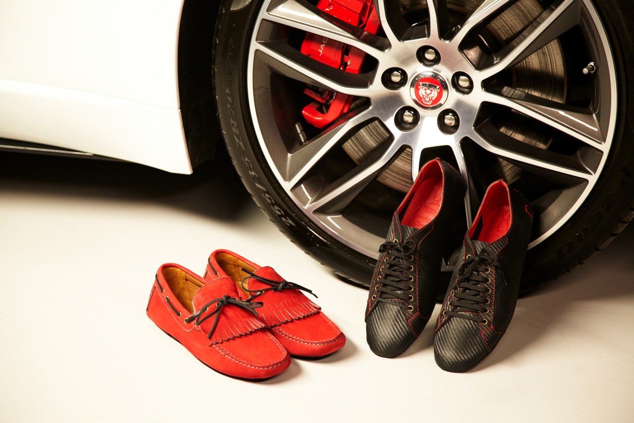 Jaguar by Oliver Sweeney shoe collection