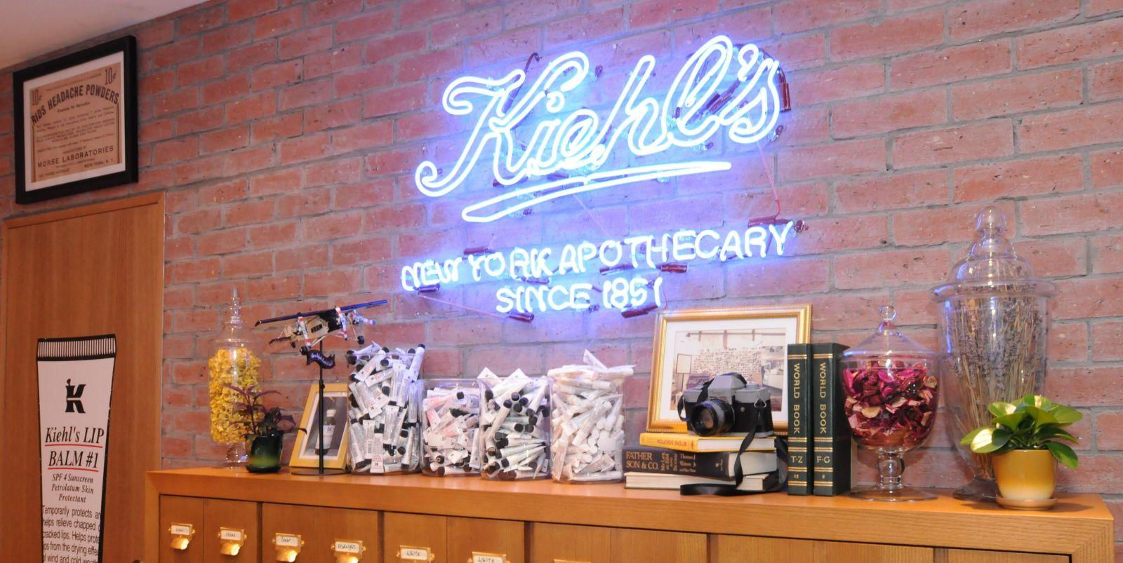 Kiehl's Retail Store