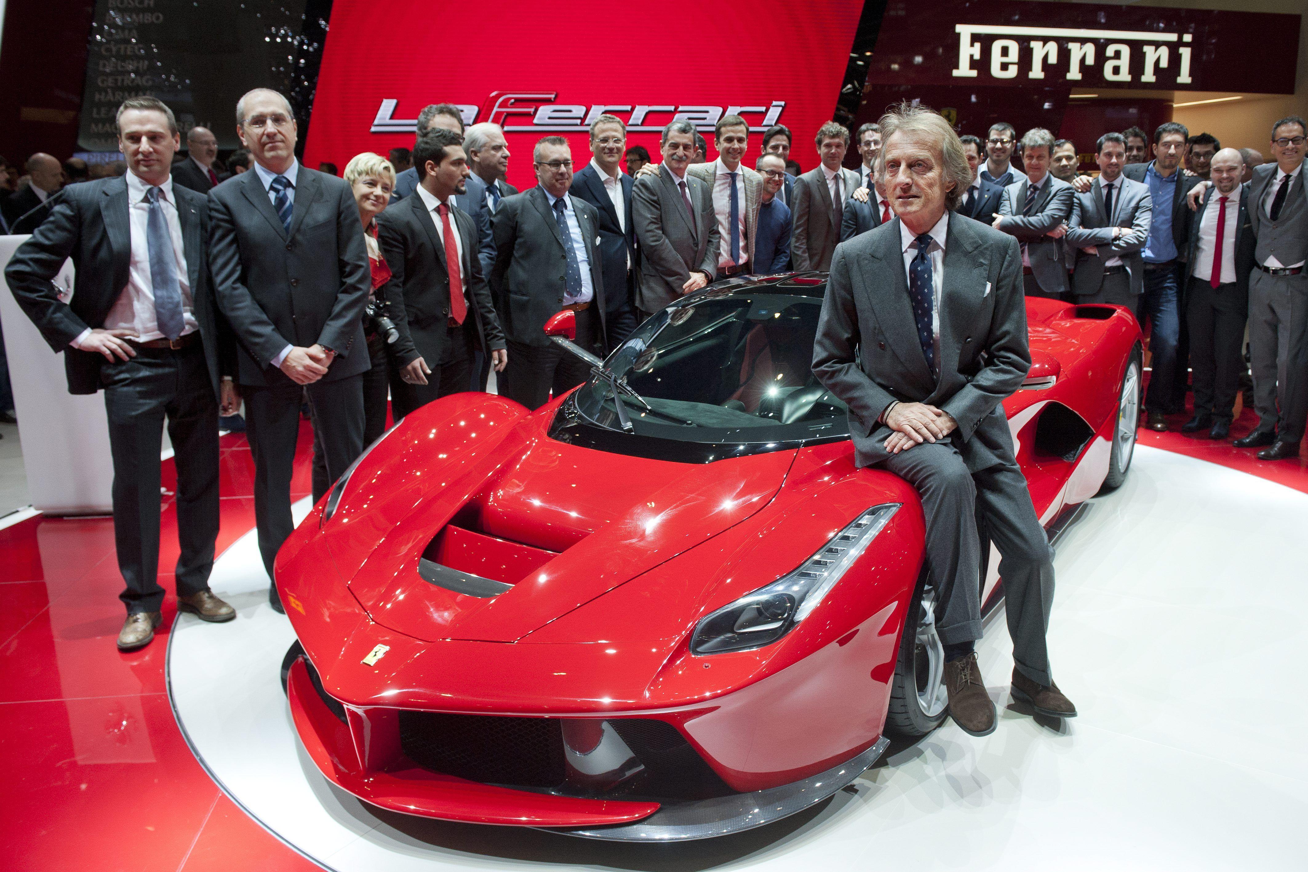 LaFerrari 2013 Geneva Motor Show