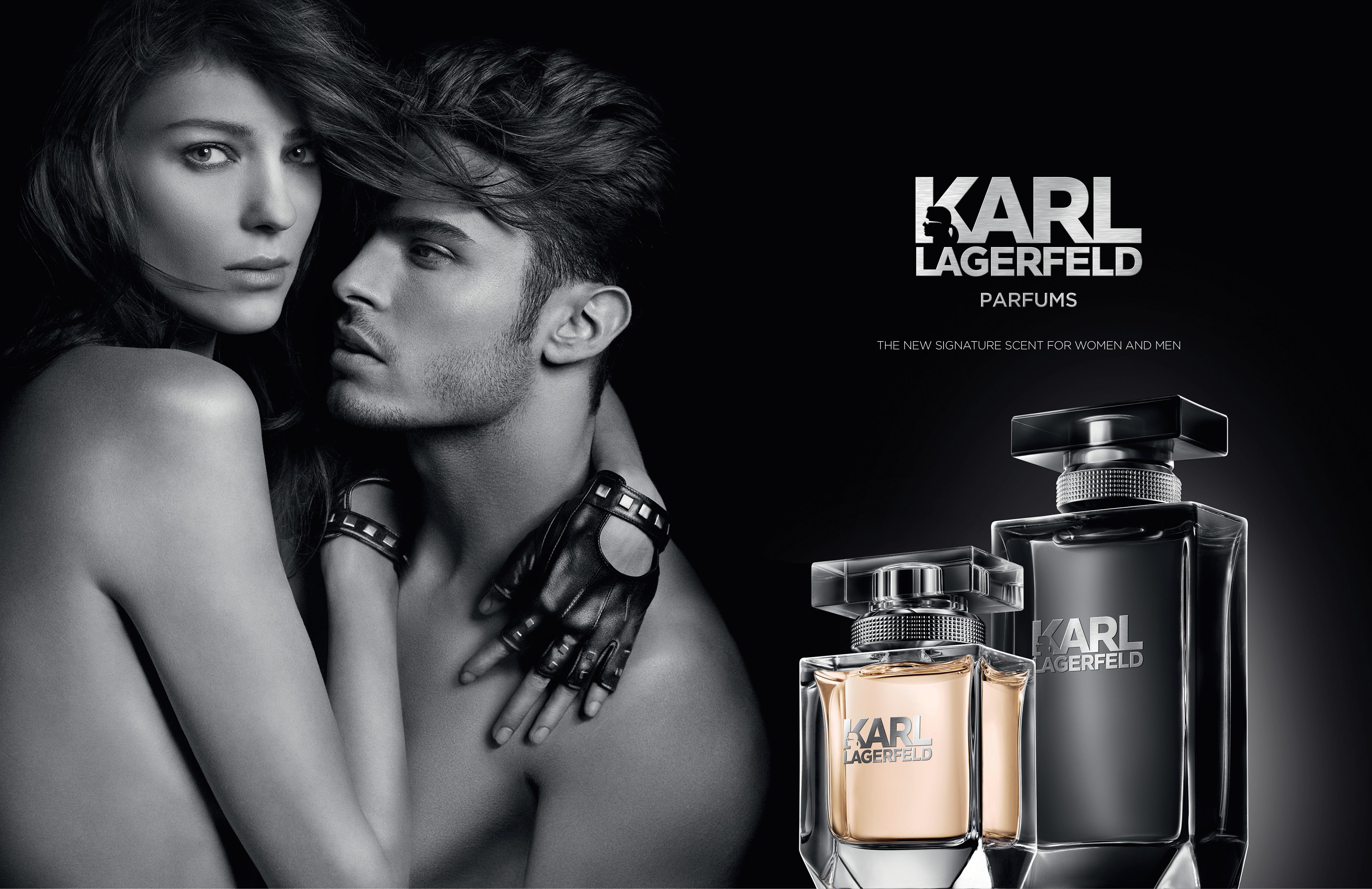 karl lagerfel fragrance