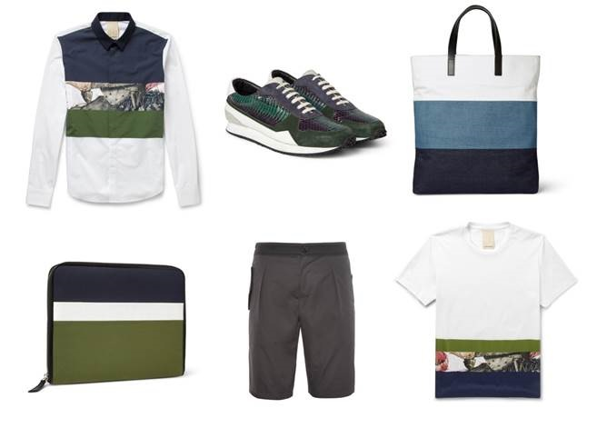 Wooyoungmi collection for Mr Porter
