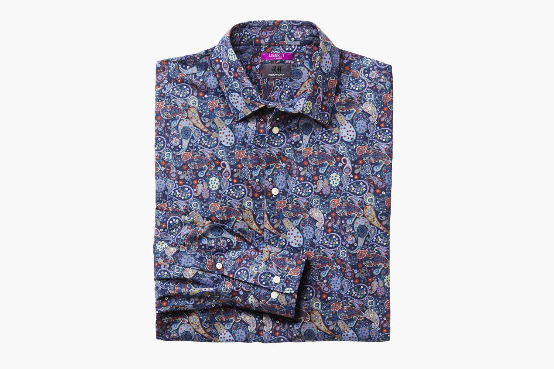 H&M and Liberty shirt