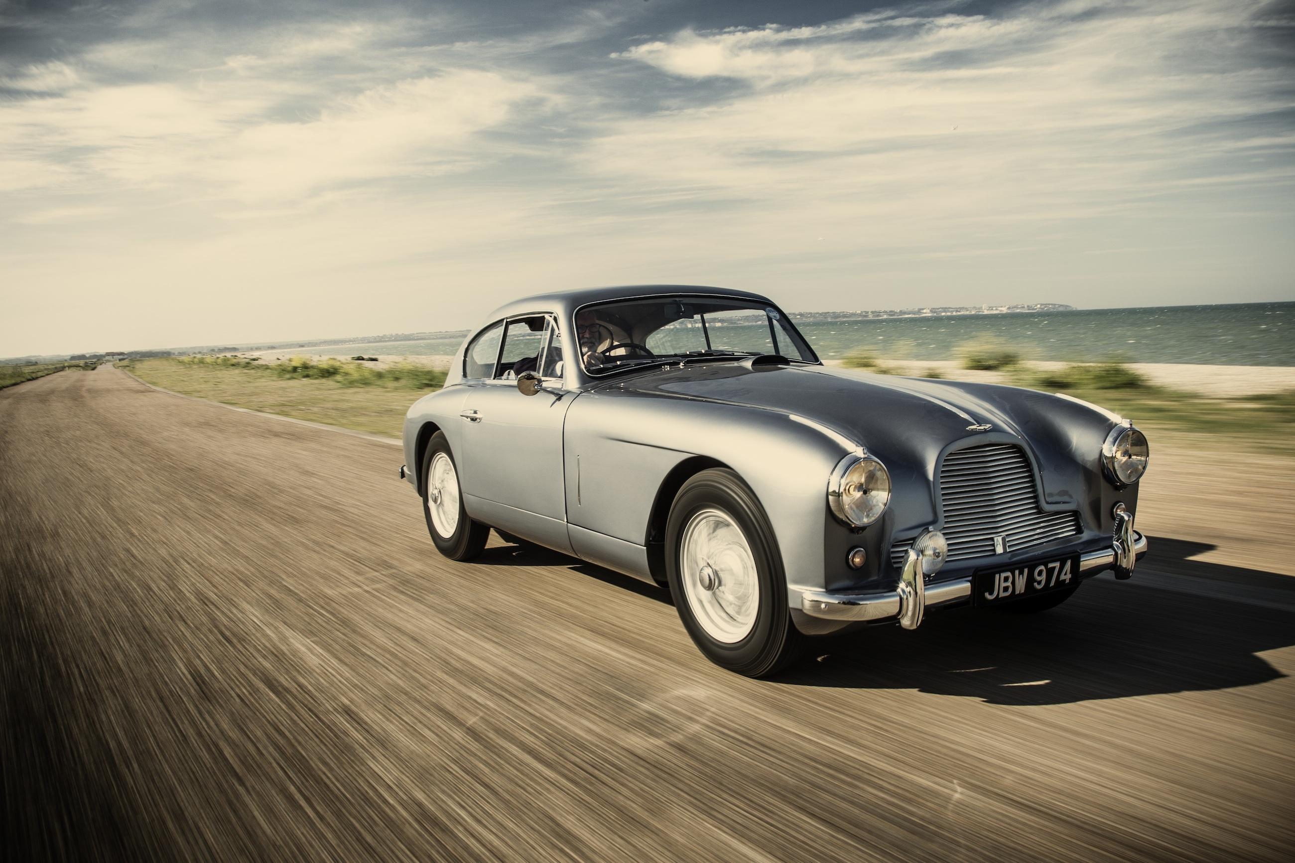1954 Aston Martin DB