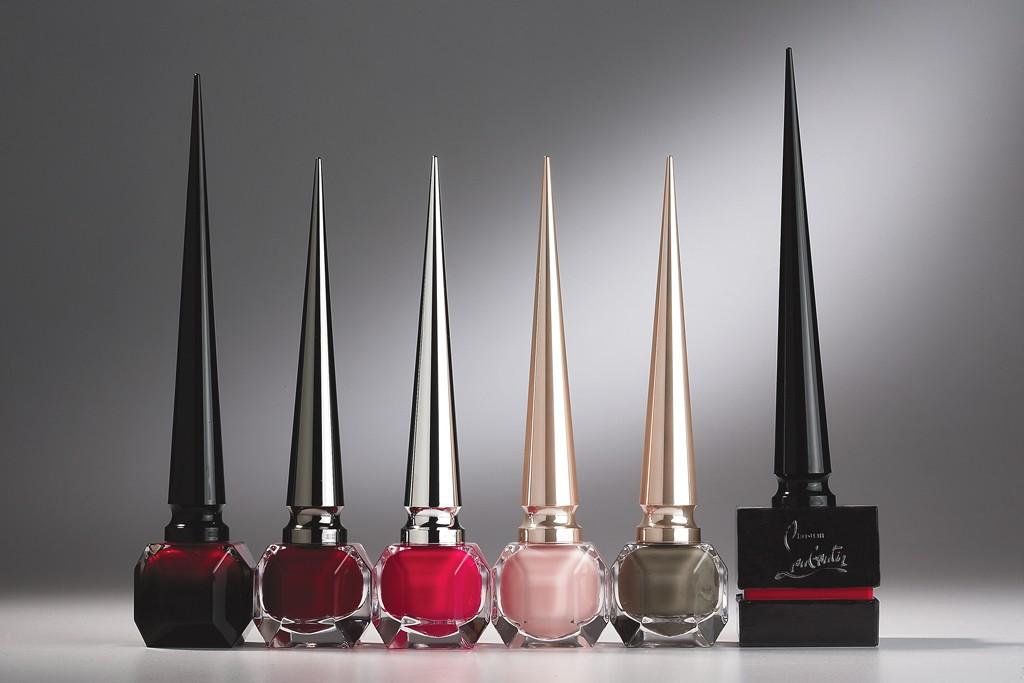 Christian Louboutin nail polishes