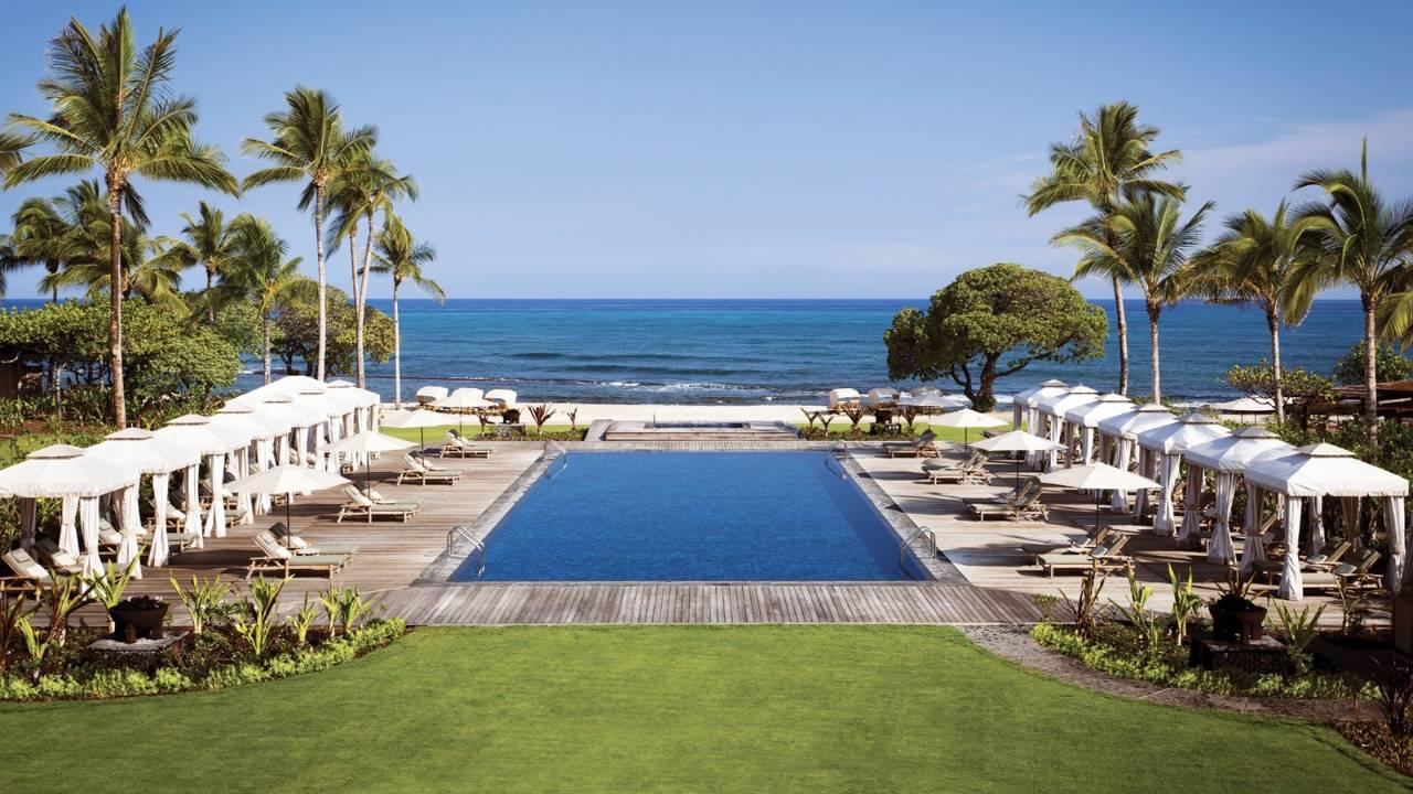 Four Seasons Resort Hualalai Swimming pool