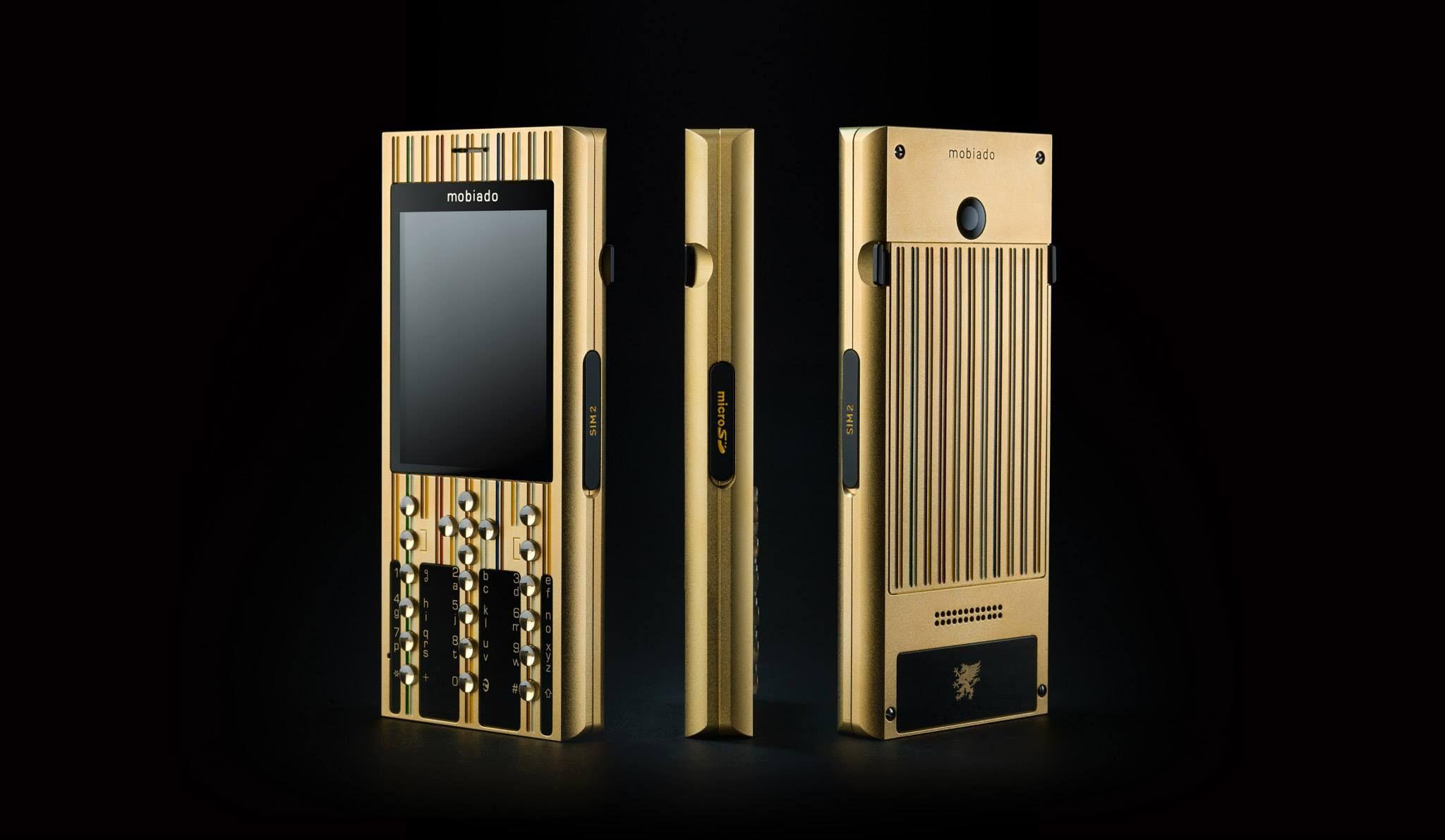 Mobiado Gustav Klimt phone