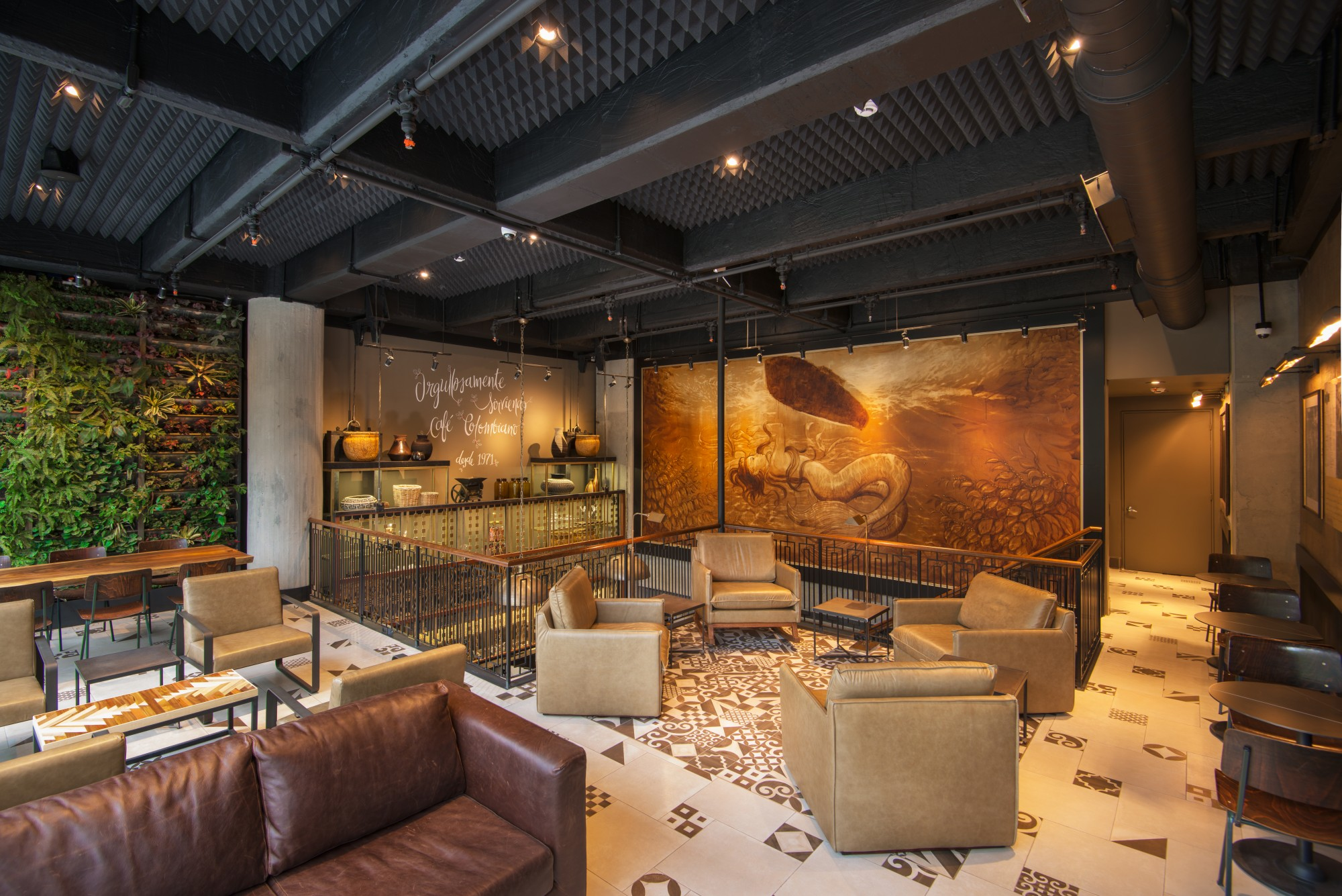 Starbucks opens first store in Colombia, land of coffee