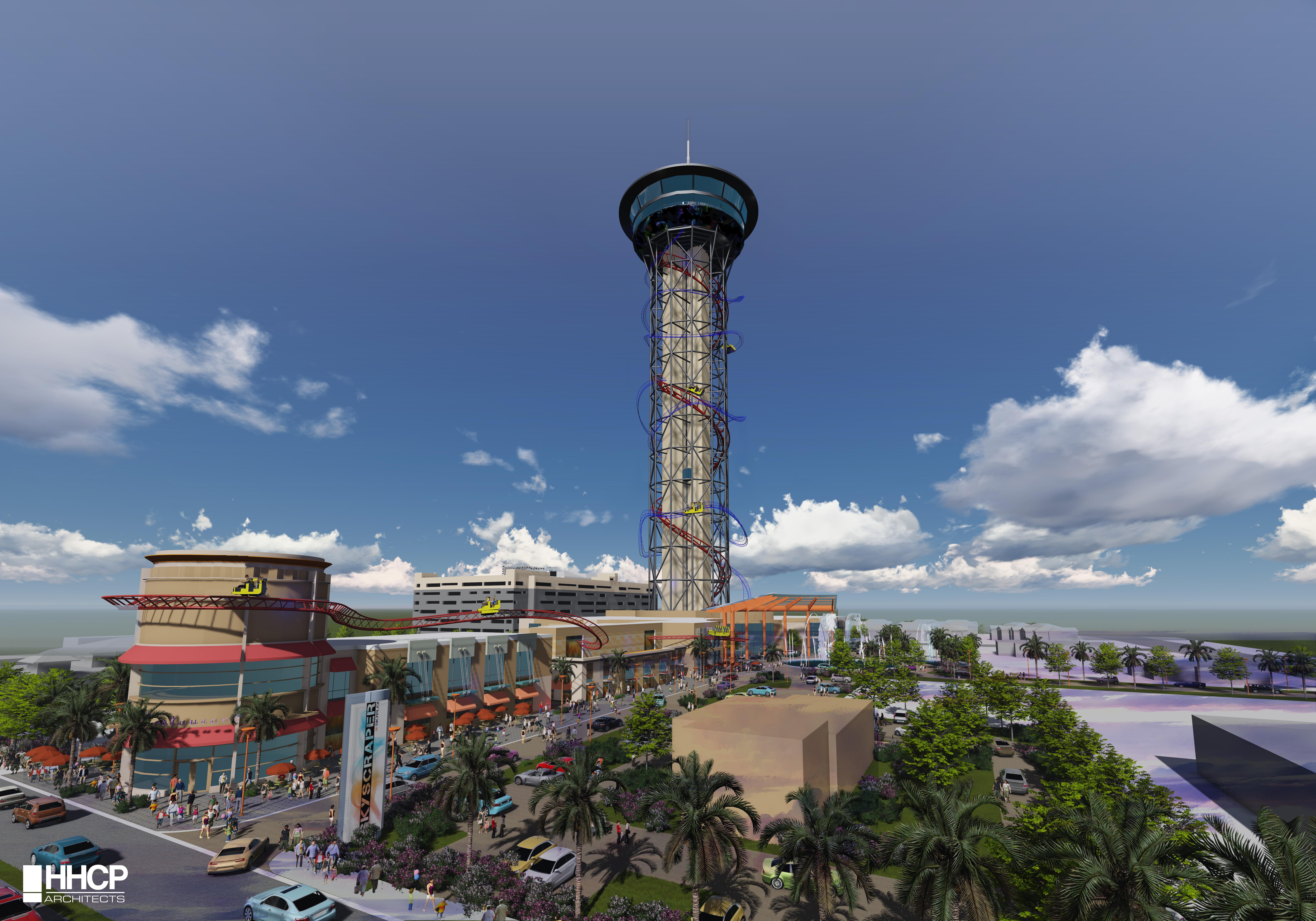 The Skyscraper Orlando