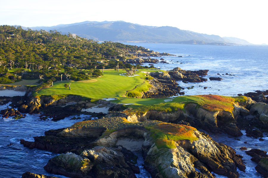Cypress Point in California