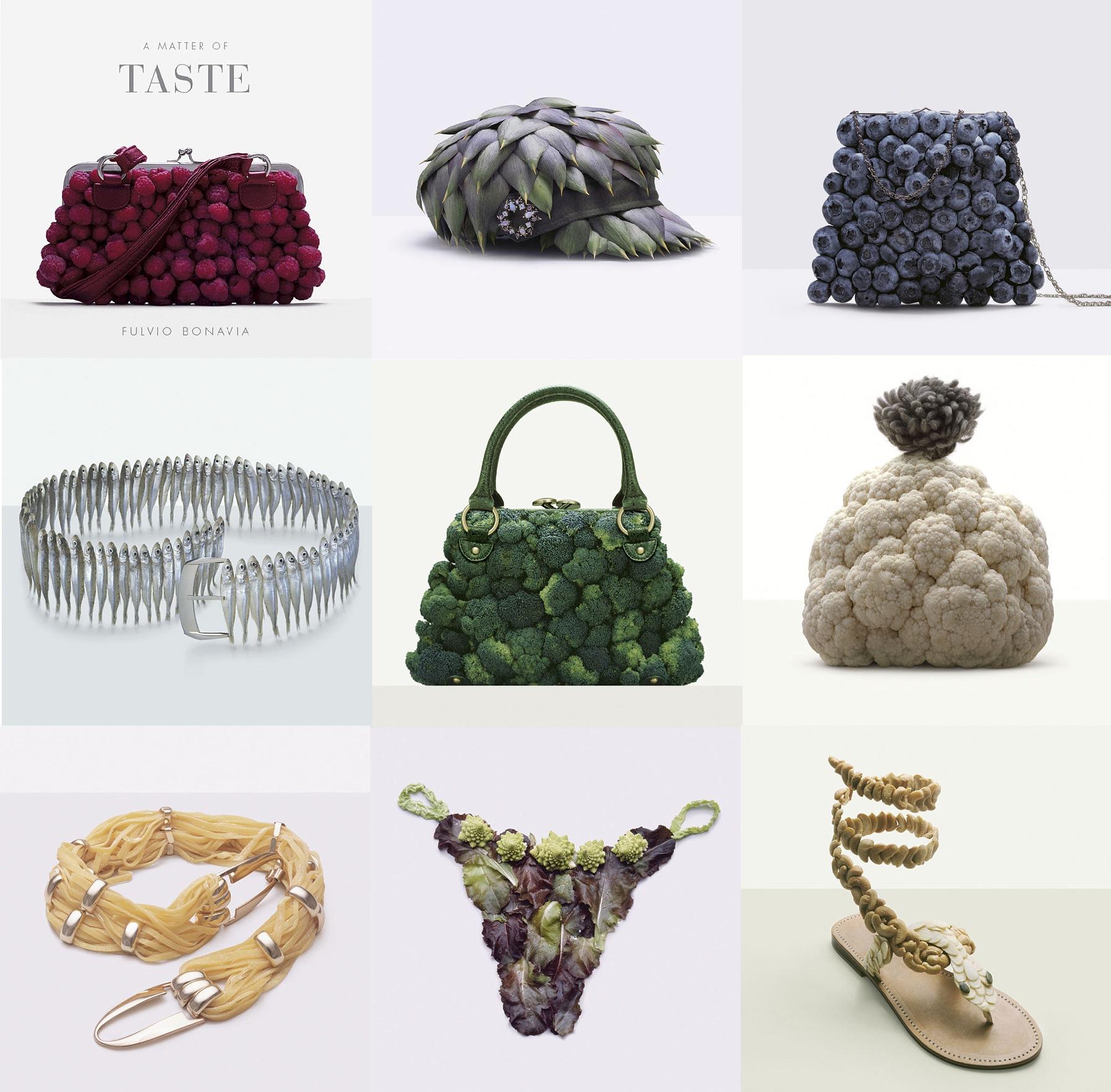 The taste of luxury by Fulvio Bonavia