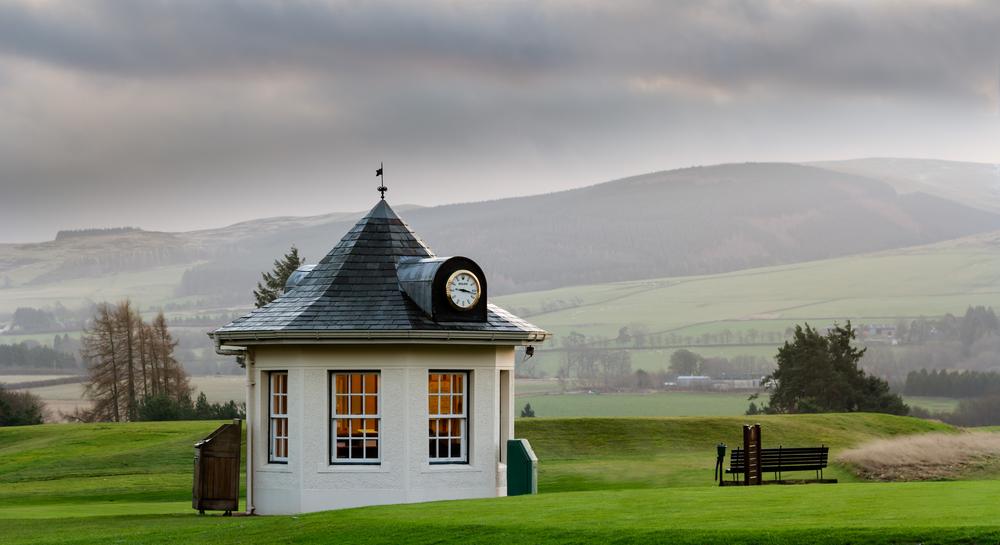 Gleneagles, Perthshire, Scotland