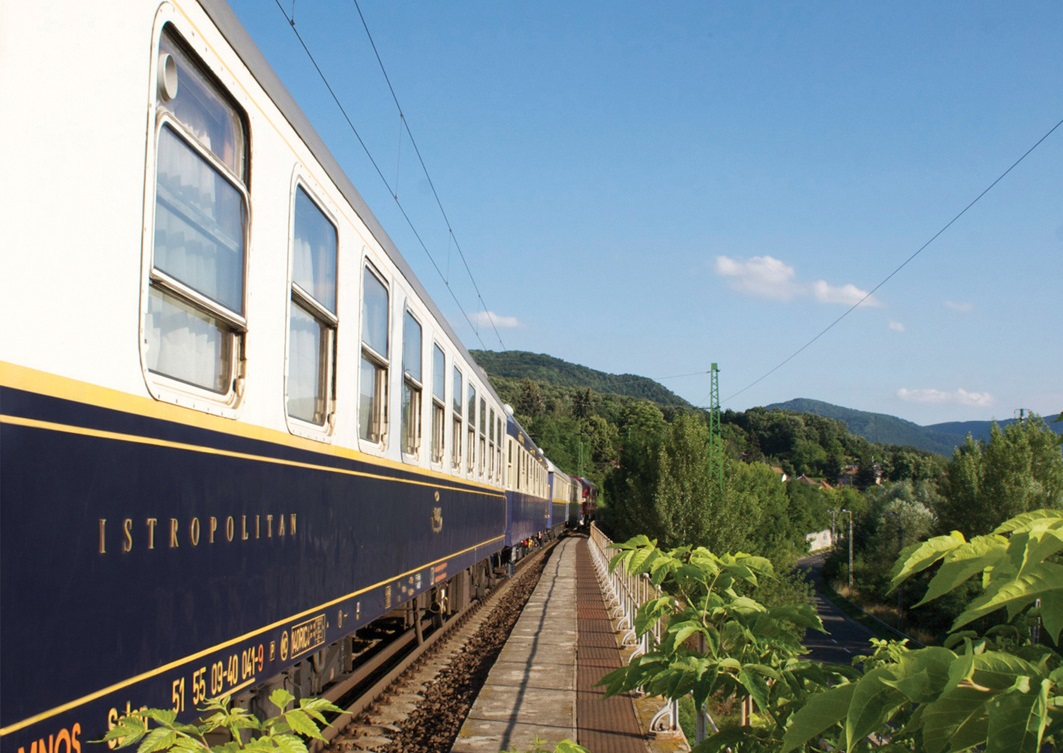 Golden Eagle-Danube Express
