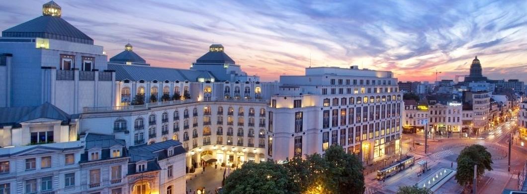 The Steigenberger Grandhotel Brussels