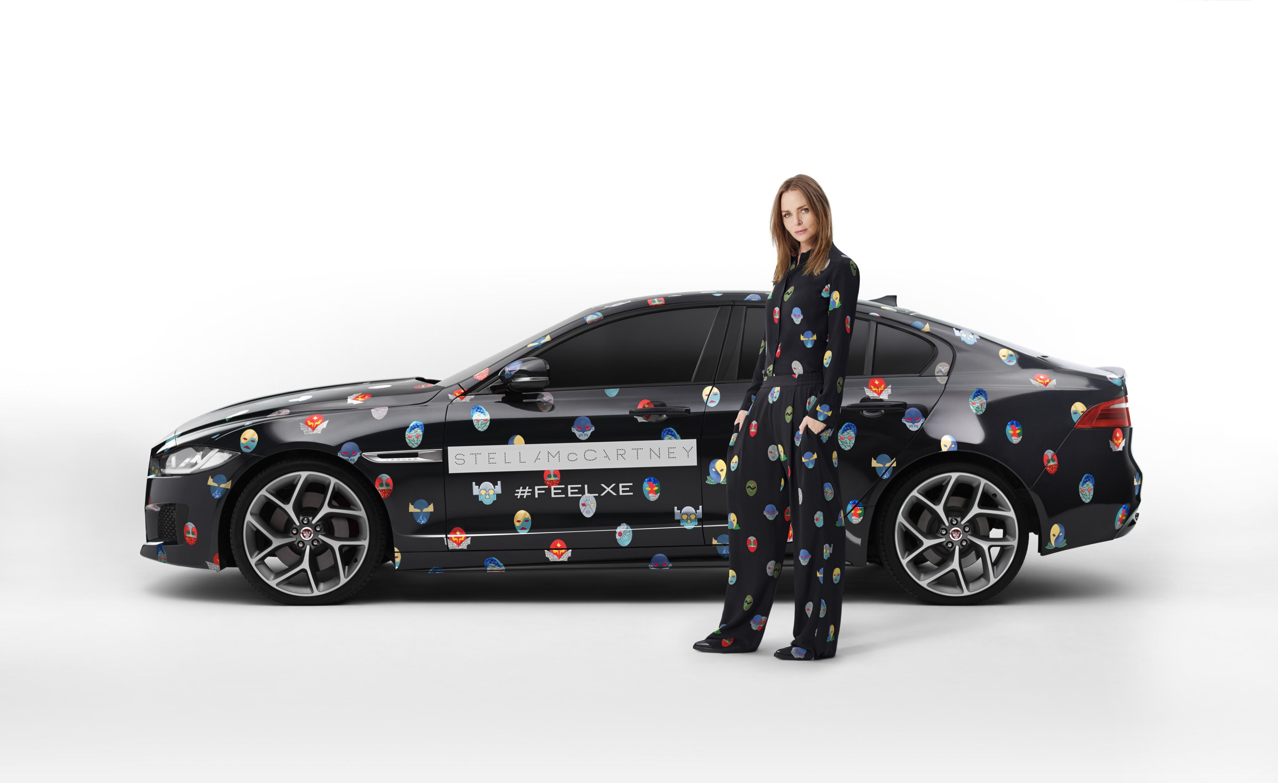 Stella McCartney Jaguar XE