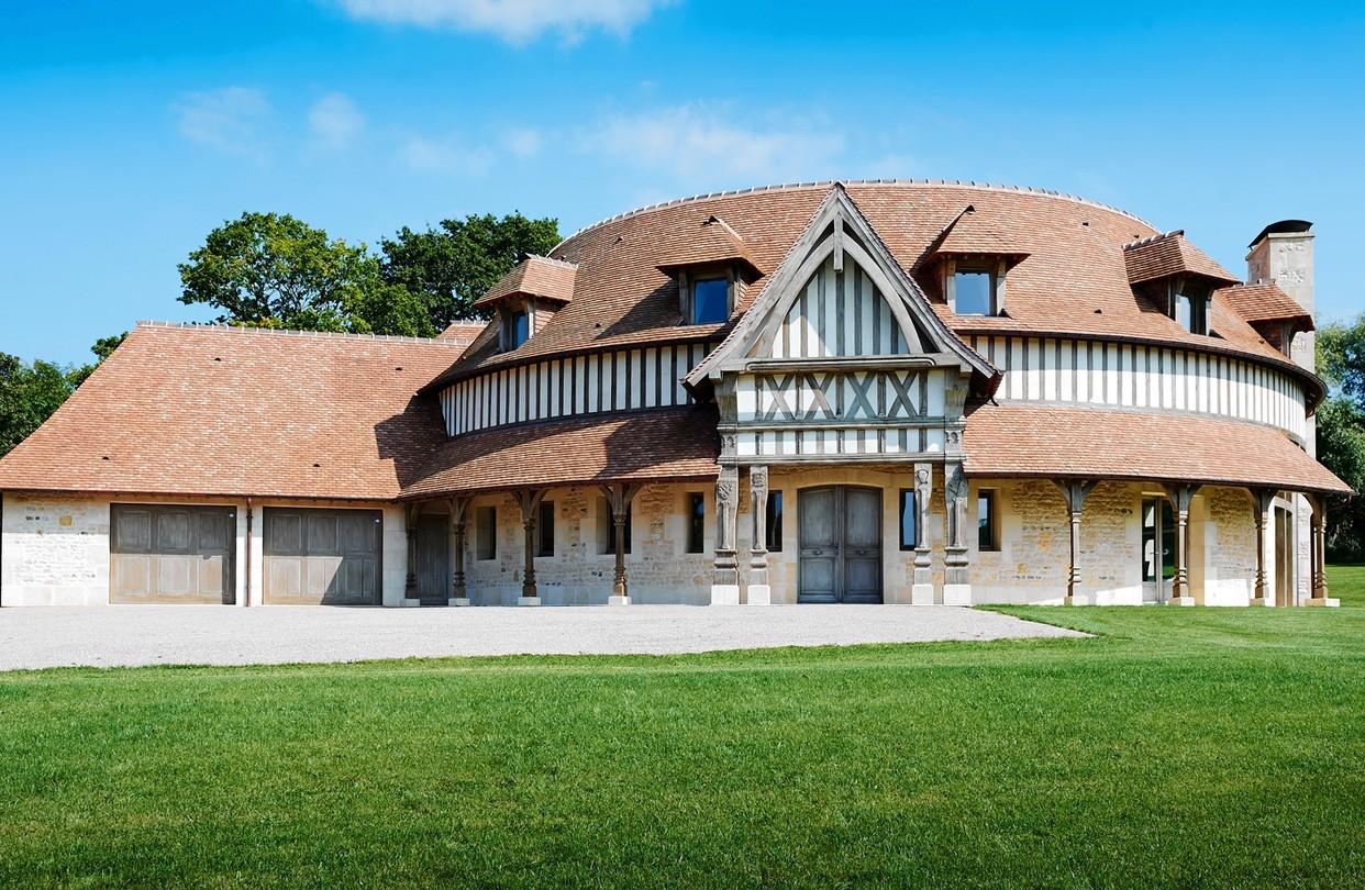 Deauville luxury home