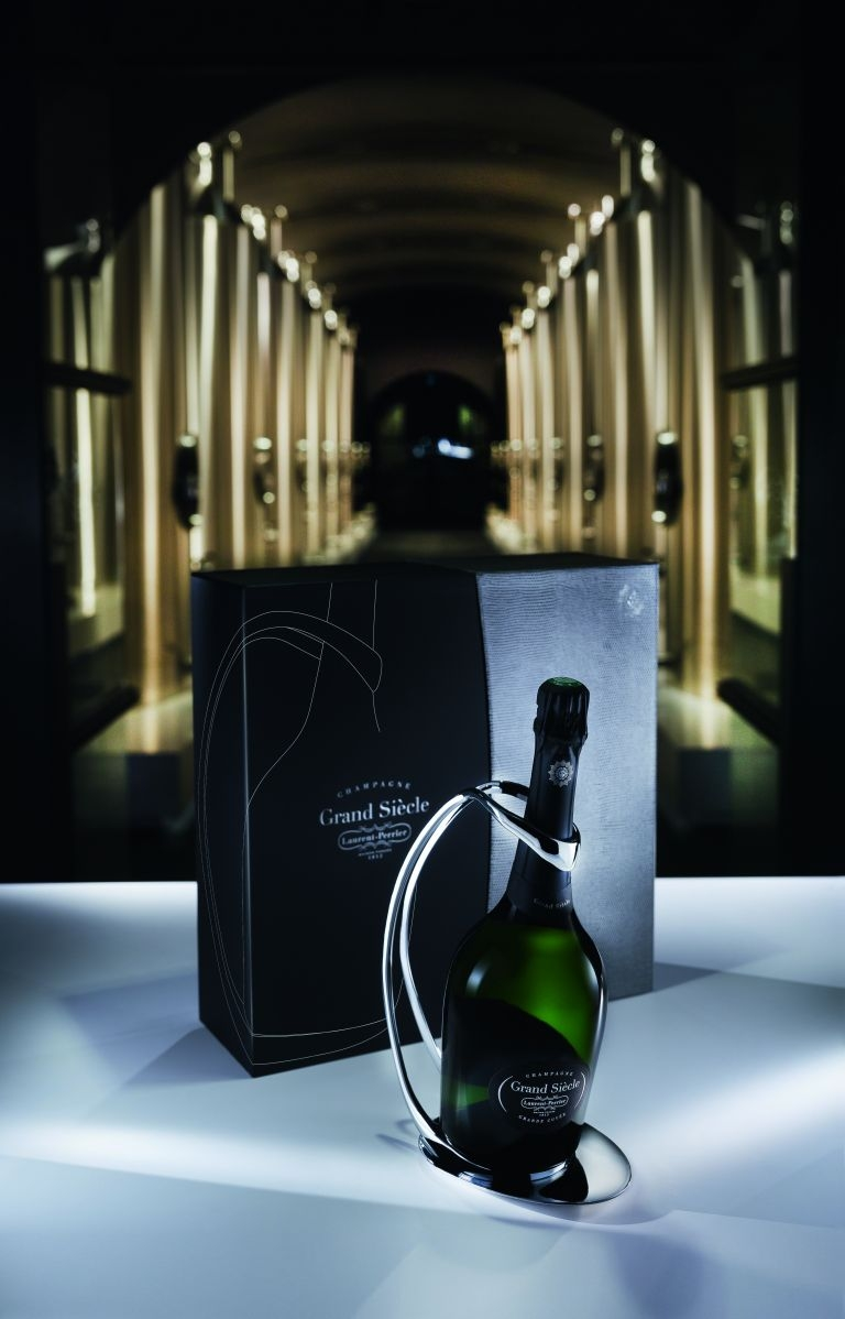 Laurent-Perrier Grand Siècle gift set