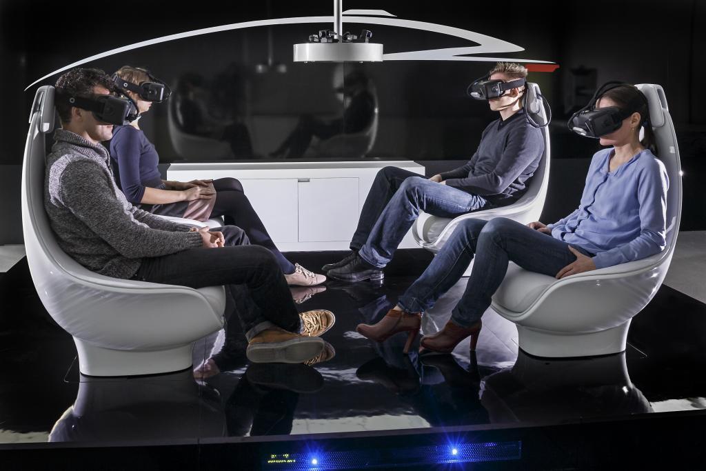 car cabin of the future