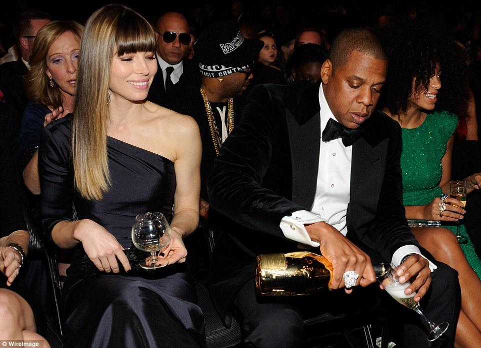 Jay Z Favorite Champagne Brand