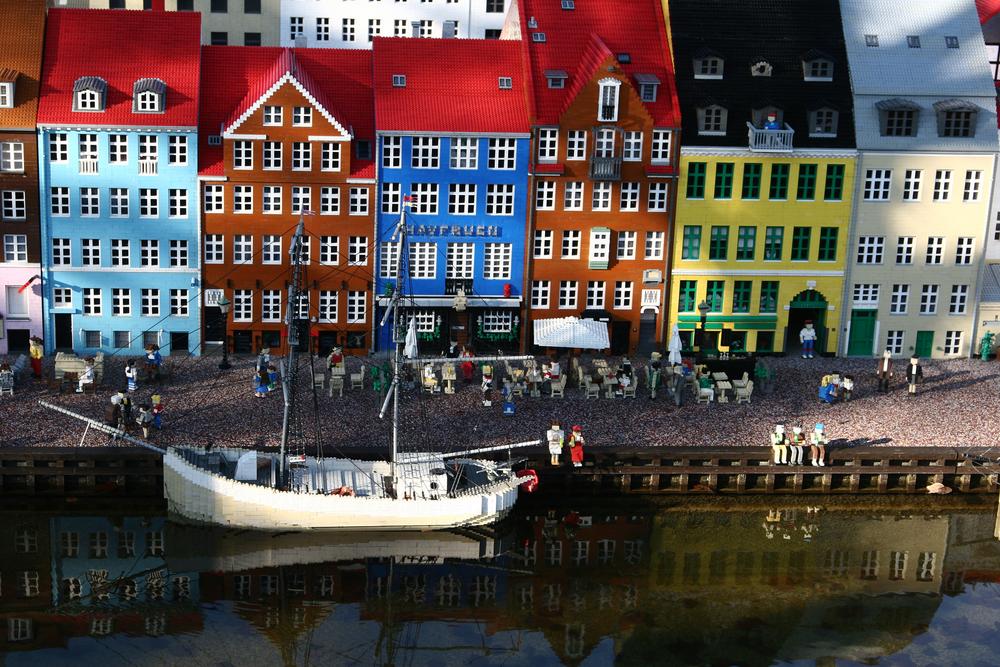 Legoland Billund in Denmark