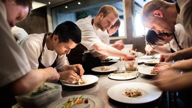 Noma chefs