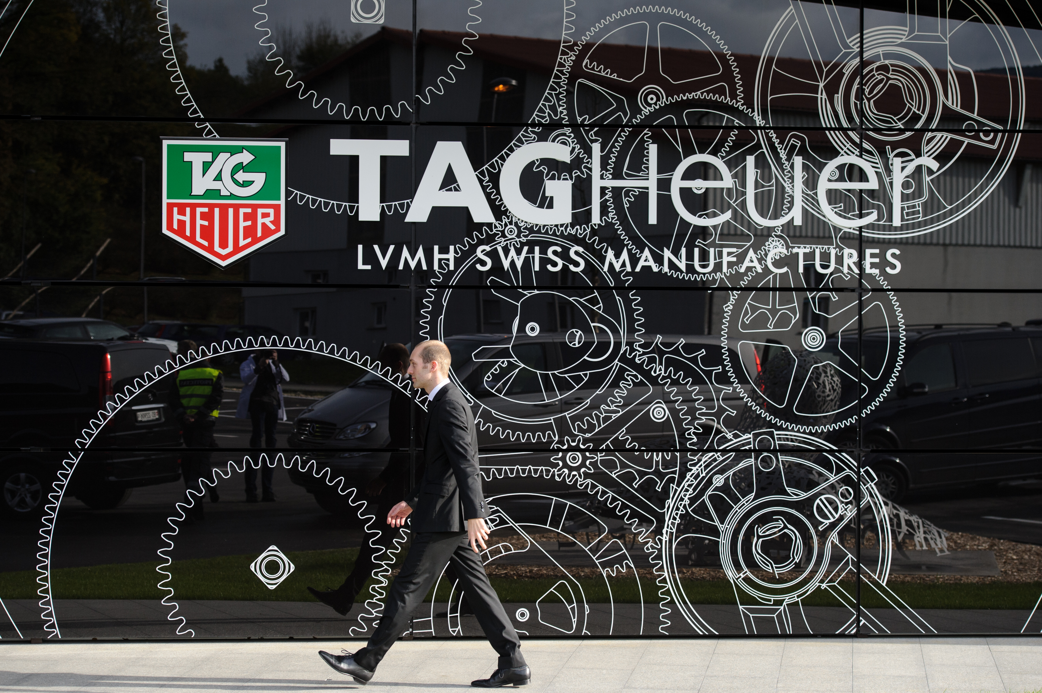 Tag Heuer Factory