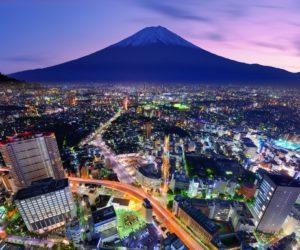 Mt Fuji in Tokyo
