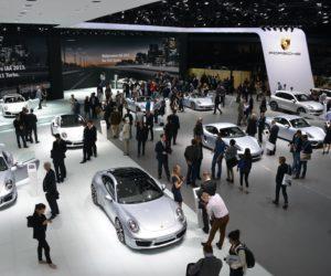 Porsche Frankfurt Motor Show
