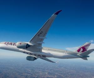 Qatar Airways A350 XWB