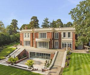 luxury Mansion Surrey England