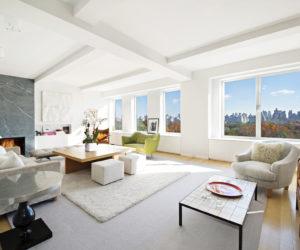 101 Central Park West apartment