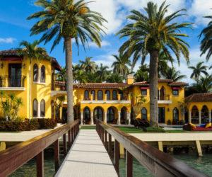Enrique Iglesias mansion