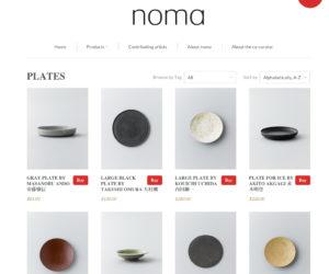 Noma tableware